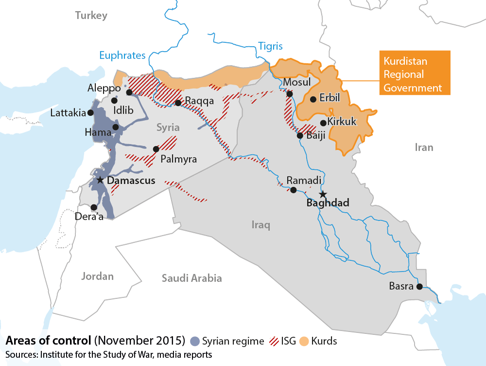 Prospects for syria and iraq in 2016 oxford analytica daily brief zoom gumiabroncs Gallery