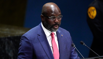 Public Support For Liberia S Weah May Ebb Further Oxford Analytica Daily Brief